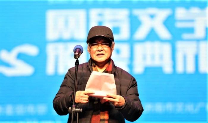 網絡文學征文大賽獲獎選手憶山東省作家協會原副主席劉玉堂先生