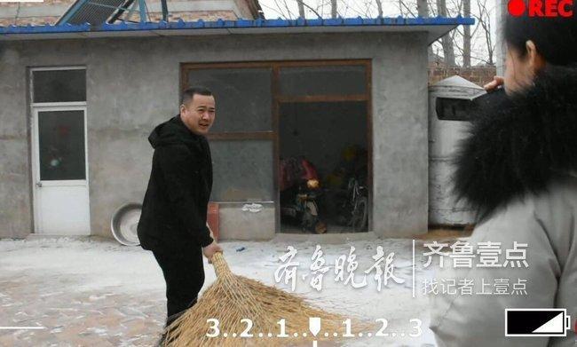 """临清农民网红""""乡下阿东"""":直播麦子,收获三万粉丝"""
