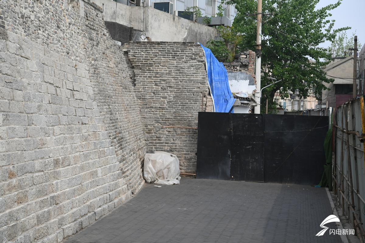 济南600年古城墙修复即将完工 今年5月有望对外开放