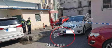 惨剧:上海一6岁女童玩滑板车被压身亡