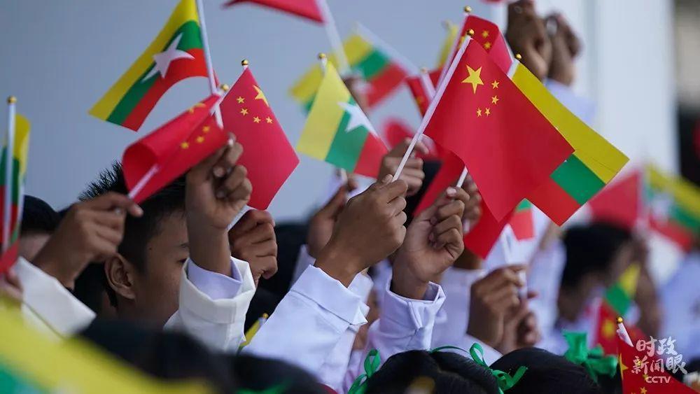 時政新聞眼丨新年首訪到緬甸,習近平透露這層深意