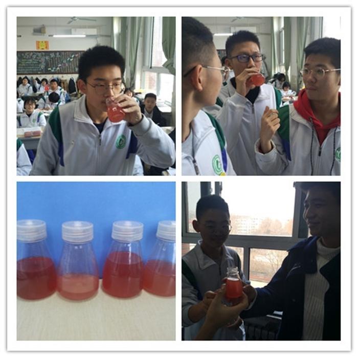 济钢高中高二生物组开展丰富多彩的生物技术实验课程
