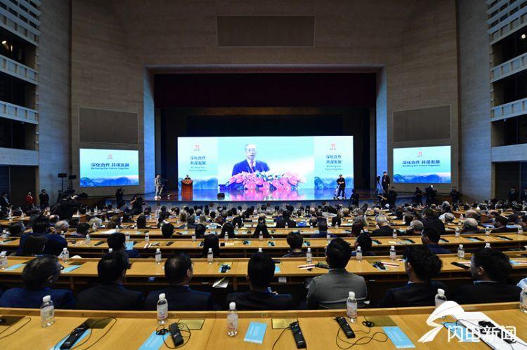 友城自远方来,不亦乐乎!刚刚,山东国际友城合作发展大会在济开幕