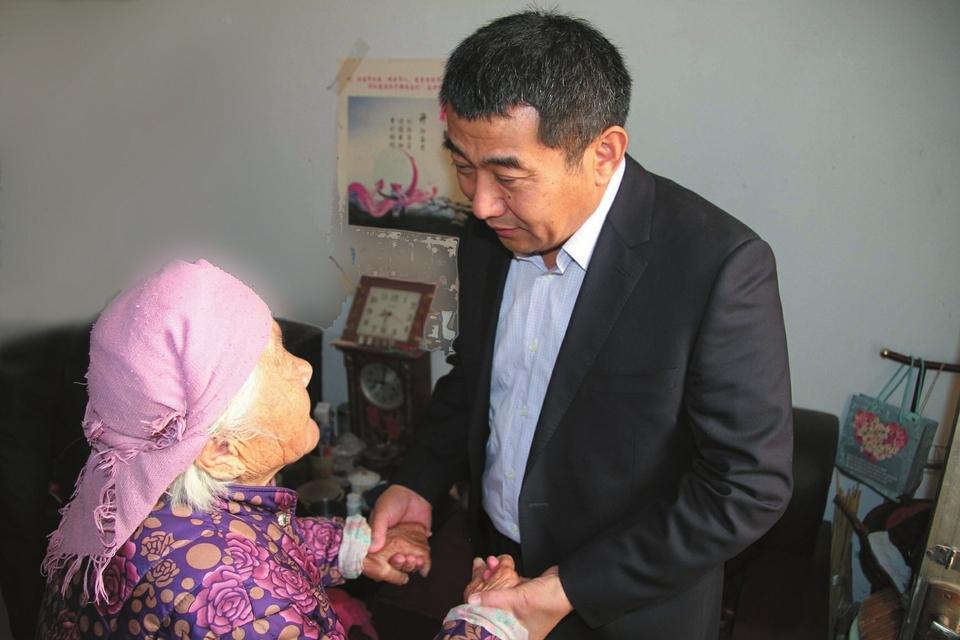 做慈善成为一种责任,济南长田实...