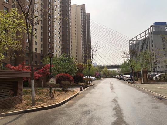 """""""颜值""""升上去 """"气质""""显出来  宝华街街道以创建为引领提升城市品质"""