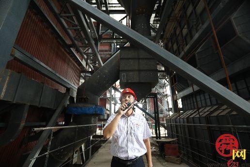 """华山燃气热源厂具备注水条件  """"蓄能""""片区520万平方米供热面积"""