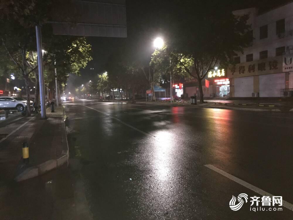 山东多地迎来小雨 今夜到明天鲁西北、鲁中及半岛阴有小雨