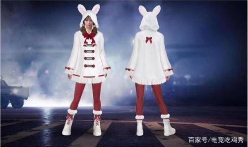 《和平精英》中秋月兔模式:桂花林、放河灯、兔子外观!