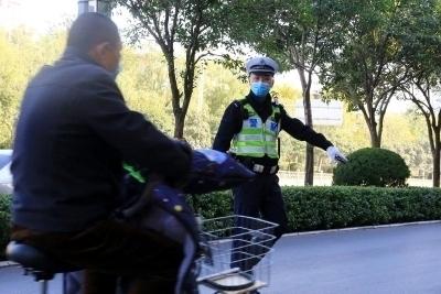 @美高梅集团|济南人 电动自行车交通违法也...