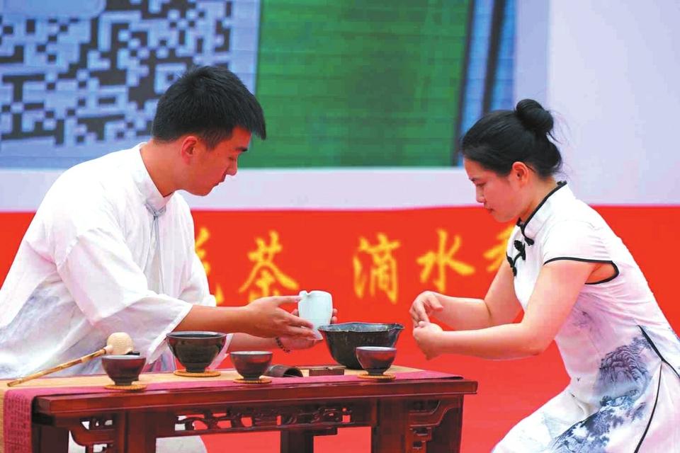济南第十三届茶博会5月23日开幕
