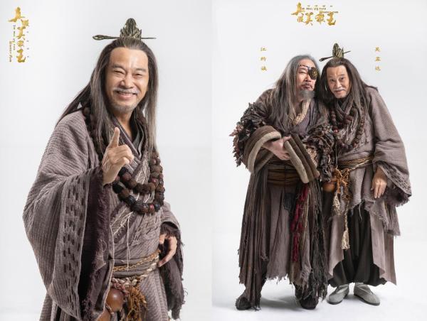 二十四年后吴孟达江约诚重聚《真假美猴王之战神归来》剧组引发西游热潮