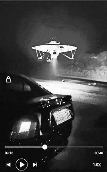 UFO梦?男子15万造飞碟结局意外 试飞画面曝光十分震撼