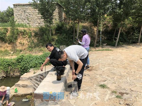 历时两个月,济南市完成主要水系...