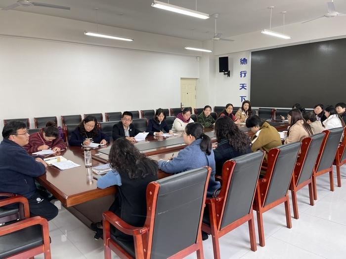 薪火相傳,誨人不倦——濟南信息工程學校新老結對共話德育