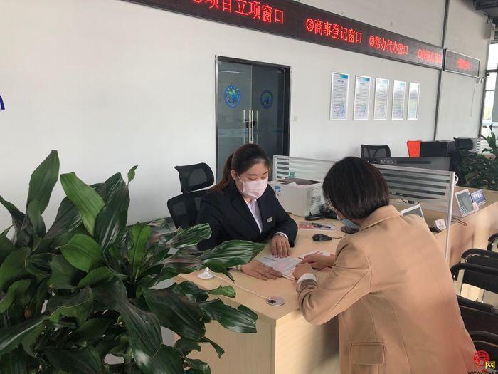 """濟南熱力集團进驻先行区政务大厅  24项""""零跑腿""""事项跑出加速度"""