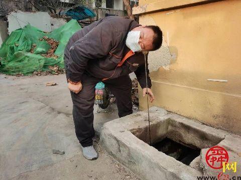 """""""供暖管家""""张风鹏:为老旧小区送去冬日温暖"""