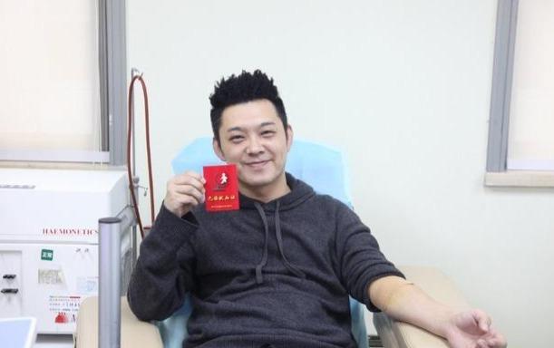 董宝石被造谣有严重妄想症 晒近期献血记录回应