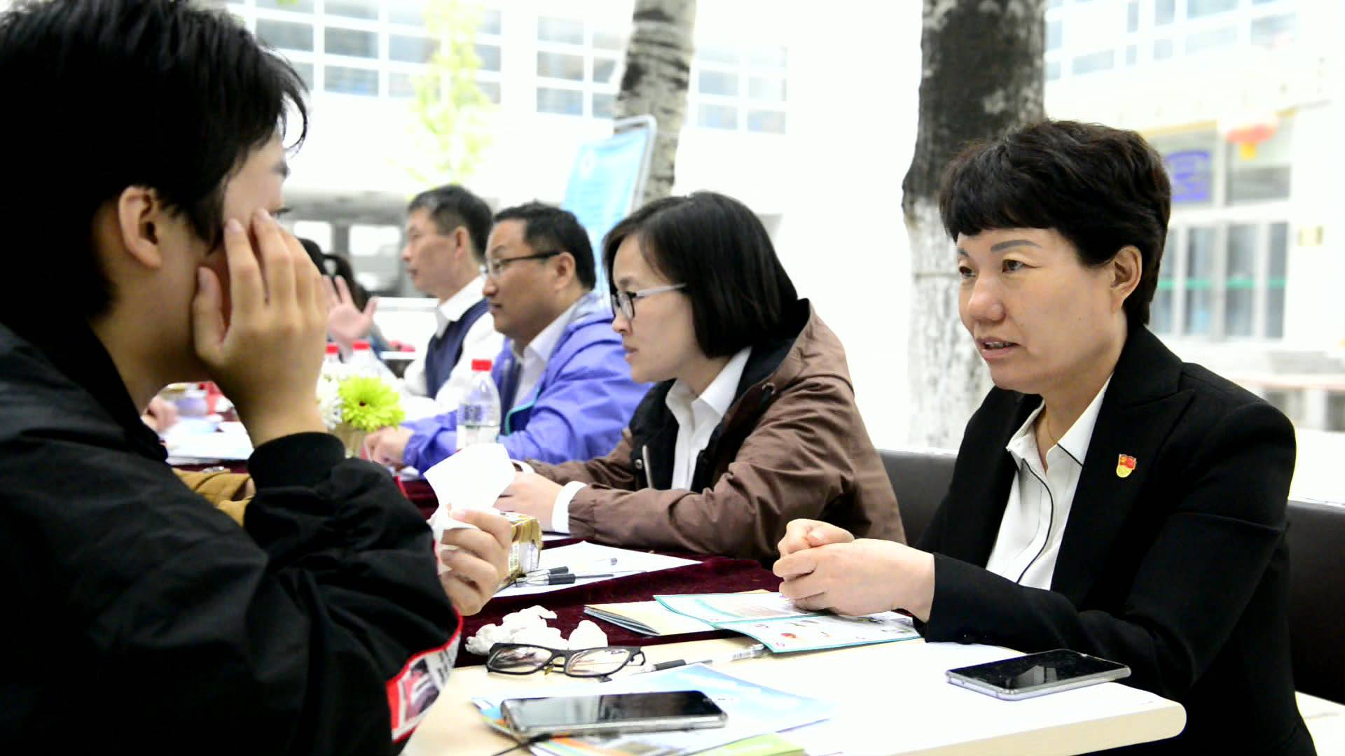 山东省精神卫生中心心理健康宣讲进校园