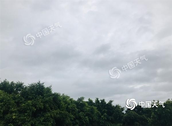 """台风""""余威""""仍扰广西云南 西北华北暴雨""""起航"""""""