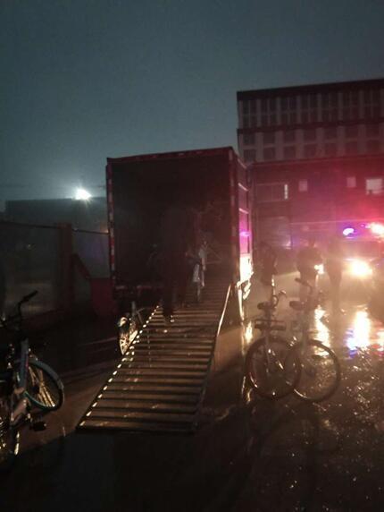 """全杭州有数千辆哈啰单车被长期私占!共享变""""私有"""""""
