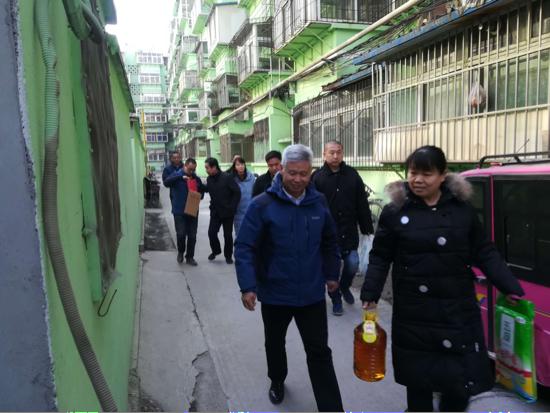 天桥东街街道多举措整环境、净市容、保安全、迎新春