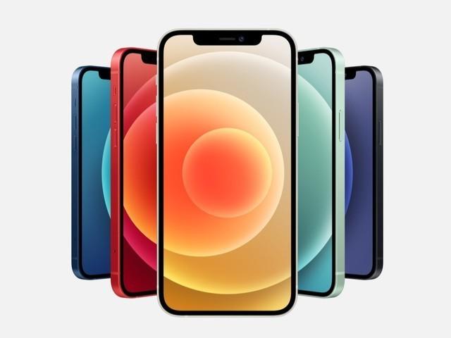 阻止我买iPhone12的理由来了!iPhone12五种颜色 iPhone12系列不附赠耳机充电器