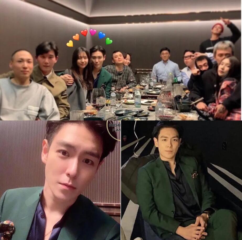 崔胜铉疑似恋情曝光 YG回应TOP恋爱传闻:很难确认艺人私生活