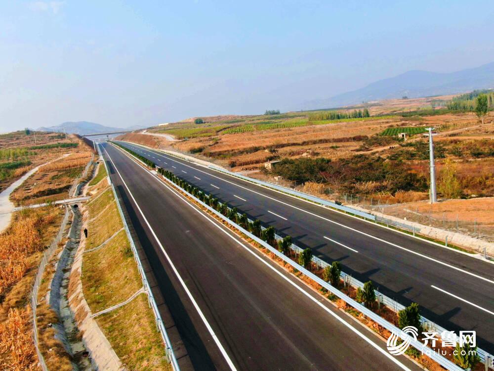 实现新突破!新台高速公路工程主线顺利贯通