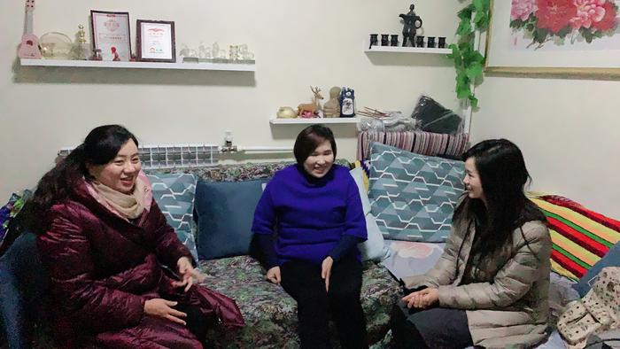 济南艺术学校组织教师进行2020年寒假家访活动