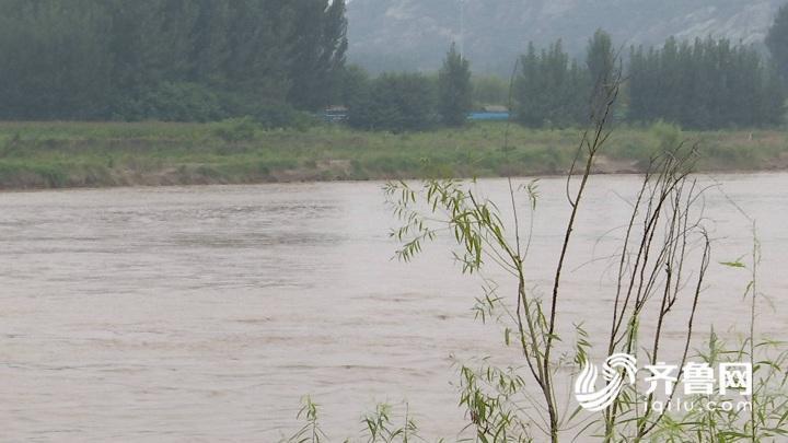 黄河在哪可以免费红包段迎来大流量 全线上涨至3500立方米每秒以上