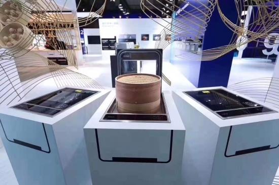 中式蒸箱将成为厨电行业又一个风口
