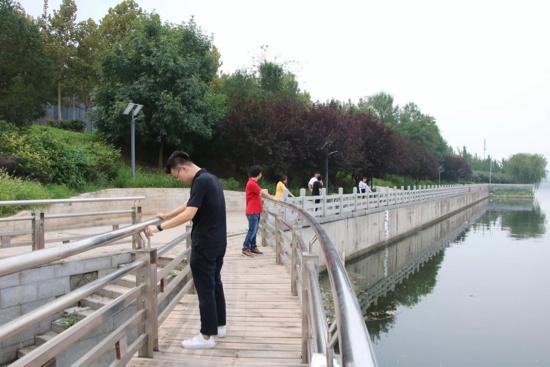 小清河沿线临水设施新一轮修复工作启动