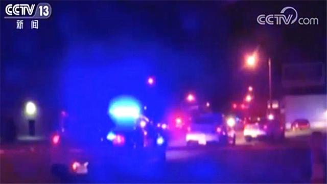 美国同一天多地发生枪击案 造成多人伤亡其中包含一名警官