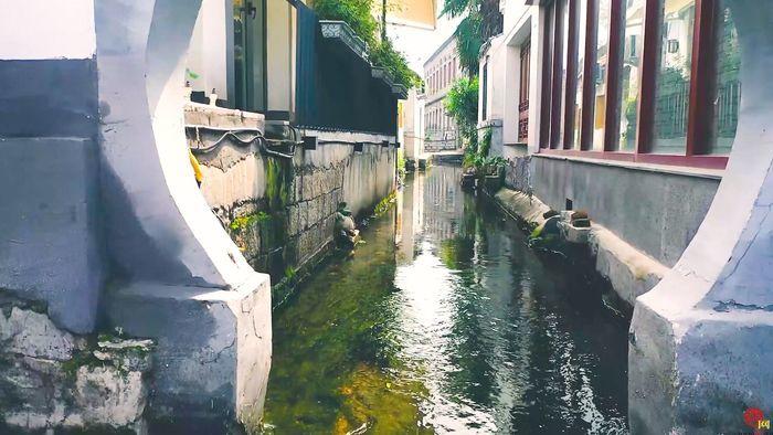 【飞阅泉城】宛如江南水乡 俯瞰起凤桥街小桥流水人家