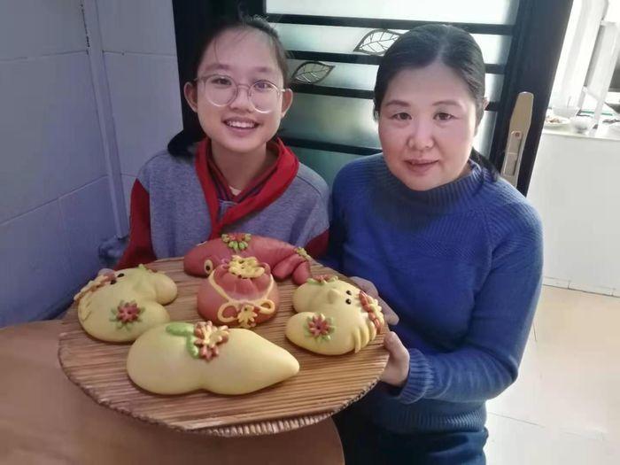 济南燕山学校开展寒假劳动教育项目化实践活动