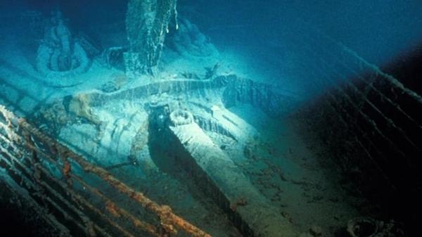 泰坦尼克号的发现源于美国一项秘...