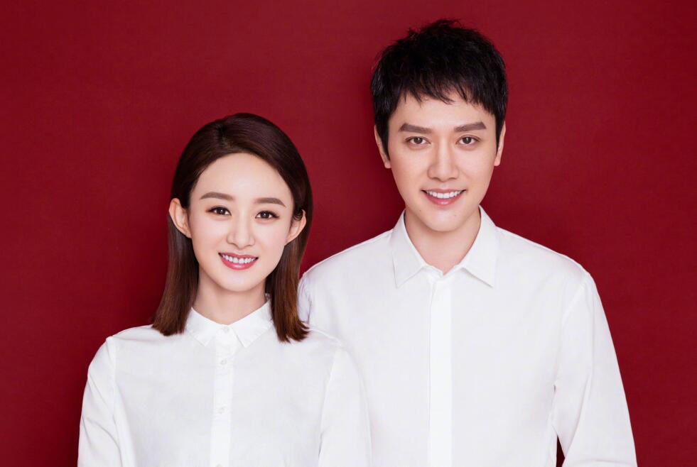 奉子成婚?赵丽颖冯绍峰结婚 多次被偶遇拍到同框如今直接公布婚讯
