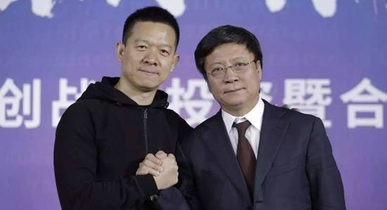 """投资乐视而""""血亏""""的融创中国董事长孙宏斌讨回欠款5.3亿"""