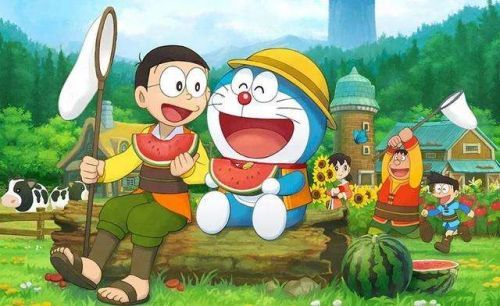 《哆啦A梦:大雄的牧场物语》全菜谱汇总!一起来看看
