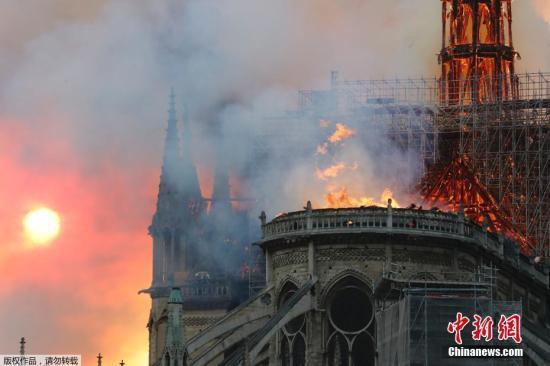 巴黎圣母院重建捐款超10亿 其他古迹也缺钱修缮