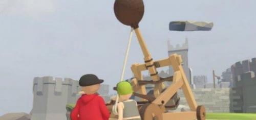 抖音几个小人救人是什么游戏 抖音人类一败涂地玩法详解