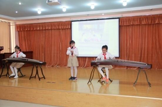 章锦小学成功理念下课程改革改出师生新风貌