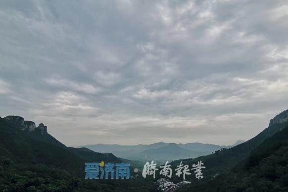 南部降雨已至!今日济南全市小到中雨 局地有暴雨