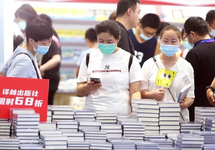 参展商高度评价第30届书博会,济南人的读书热情让人感动