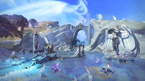 暴雪:《魔獸世界》9.0版暗影國度不打算延期 不要盡信挖出的數據
