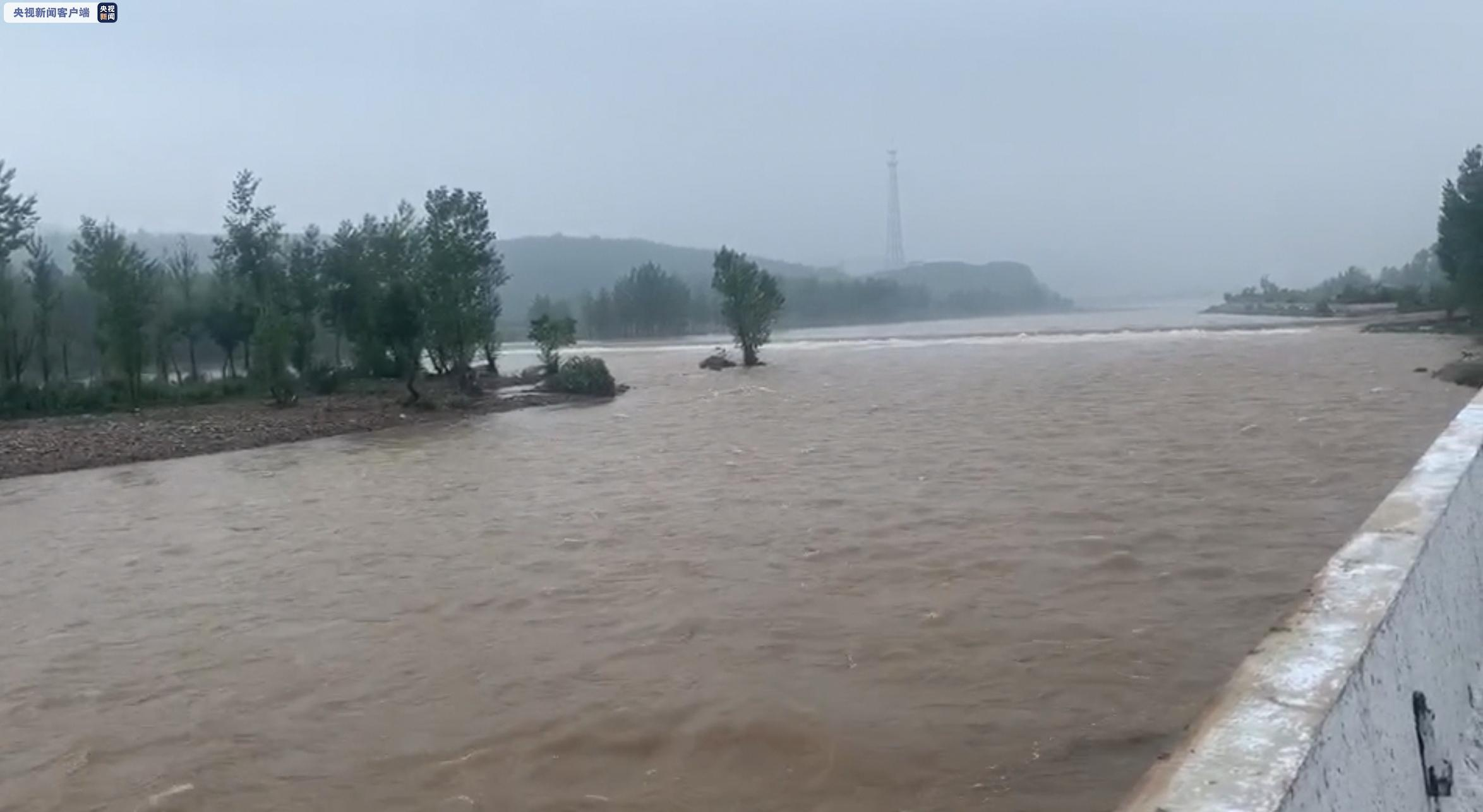 2.4万人转移避险 辽宁强降雨致24座水库超汛限