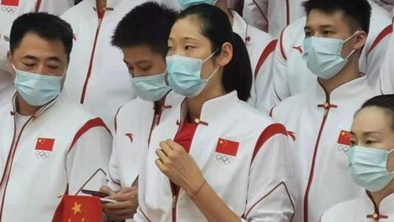 东京奥运会中国体育代表团名单公布:总人数777人 为境外参赛规模最大的一届