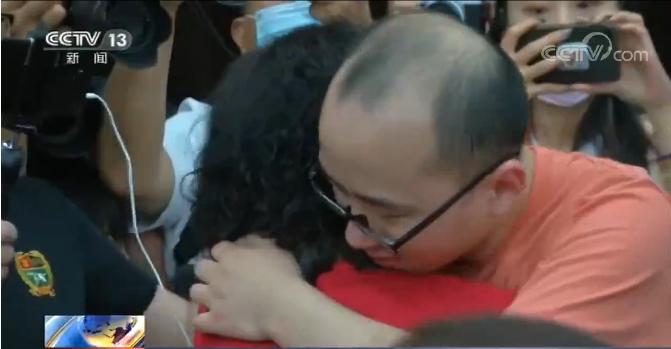 令人类目!2岁男童被拐32年后与父母团聚 不用验DNA也看得出是父子