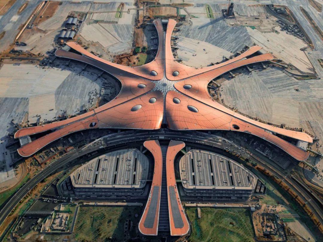 北京大兴国际机场今天上午试飞 有哪些机型参与?