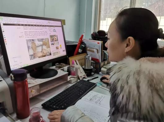 济南市明珠小学党员榜样王傲铌疫情防控工作侧记